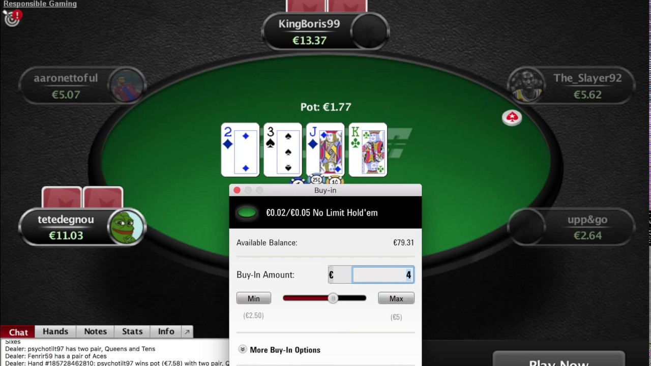 The Benefits of Playing Poker Online